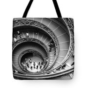Vatican Bw Tote Bag by Stefano Senise