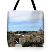 Vatican General View Tote Bag