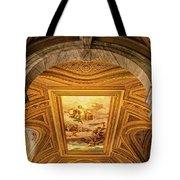 Vatican Museum Painted Ceiling Tote Bag
