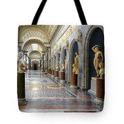 Vatican Museums Interiors Tote Bag by Stefano Senise