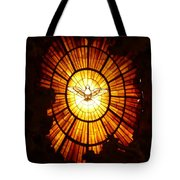 Vatican Window Tote Bag