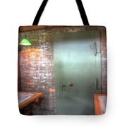 Vault At Frank Lloyd Wright Home And Studio In Oak Park, Il Tote Bag