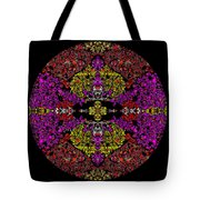 Vault Of The Holy Dynamo Tote Bag