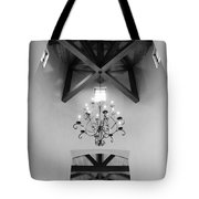 Vaulted Ceiling Tote Bag