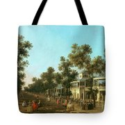 Vauxhall Gardens The Grand Walk Tote Bag