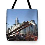 Vauxhall Station Tote Bag