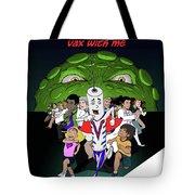 Vaxwithme Tote Bag