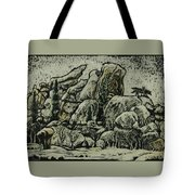 Vedauwoo Tote Bag