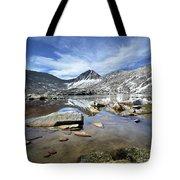 Vee Lake - Sierra Tote Bag