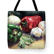 Vegetable Golly Wow Tote Bag