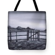 Vegetable Plot Tote Bag