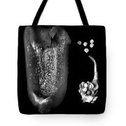 Vegetable Red  Pepper  Tote Bag
