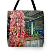 Vegetable Stand 2 Tote Bag
