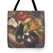 Vegetables Still Life Tote Bag