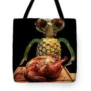 Vegetarian Meal Tote Bag