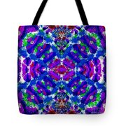 Vegged Out Pearls Tote Bag