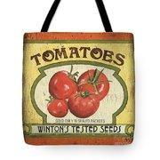 Veggie Seed Pack 3 Tote Bag by Debbie DeWitt