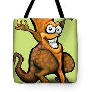 Veggiesaurus Tote Bag