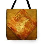 Vehicle - Tile Tote Bag