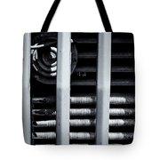 Vehicle Radiator Abstract II Tote Bag