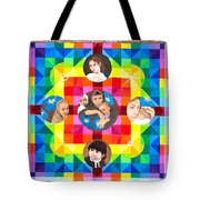 Veil Of Indifference Tote Bag