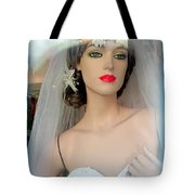 Veiled Thoughts Tote Bag