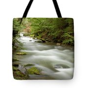 Velvet Stream Tote Bag