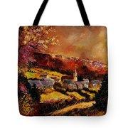 Vencimont Village Ardennes  Tote Bag