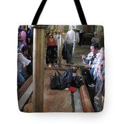 Veneration Tote Bag