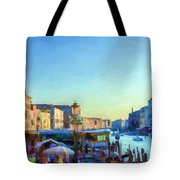 Venetian Afternoon I Tote Bag