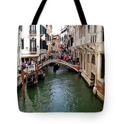 Venetian Bridge Tote Bag