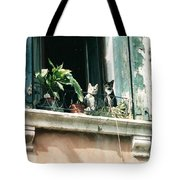 Venetian Cats Tote Bag