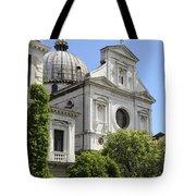Venetian Church Tote Bag