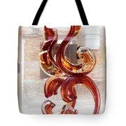Venetian Glass Style Tote Bag