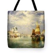 Venetian Grand Canal Tote Bag