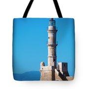 Venetian Lighthouse Tote Bag