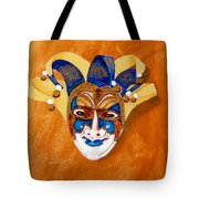 Venetian Mask 2 Tote Bag