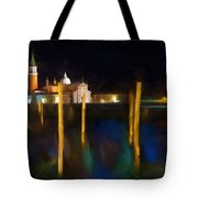 Venetian Nights Tote Bag
