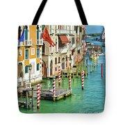 Venetian Palaces Tote Bag