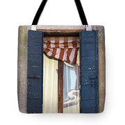 Venetian Windows Shutter Tote Bag