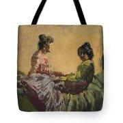 Venetian Women Tote Bag