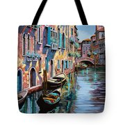 Venezia In Rosa Tote Bag