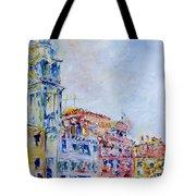 Venice 6-29-15 Tote Bag