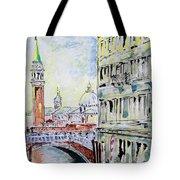 Venice 7-2-15 Tote Bag