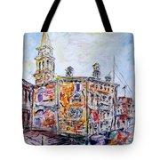 Venice 7-3-15 Tote Bag by Vladimir Kezerashvili