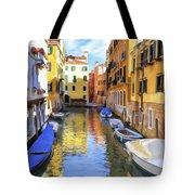 Venice Alleyway 2 Tote Bag