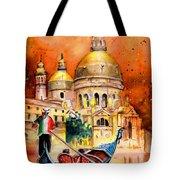 Venice Authentic Tote Bag
