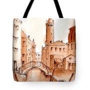 Venice Backwater Tote Bag