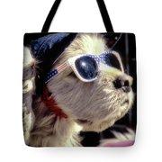 Venice Beach Dog Tote Bag