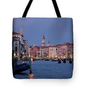 Venice Blue Hour 2 Tote Bag